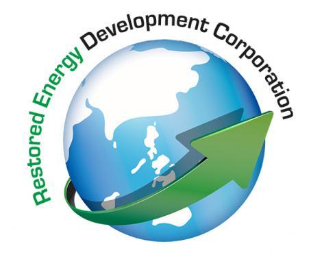 Restored Energy Development Corporation Logo